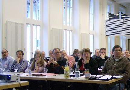 Ordentliche Mitgliederversammlung 2010