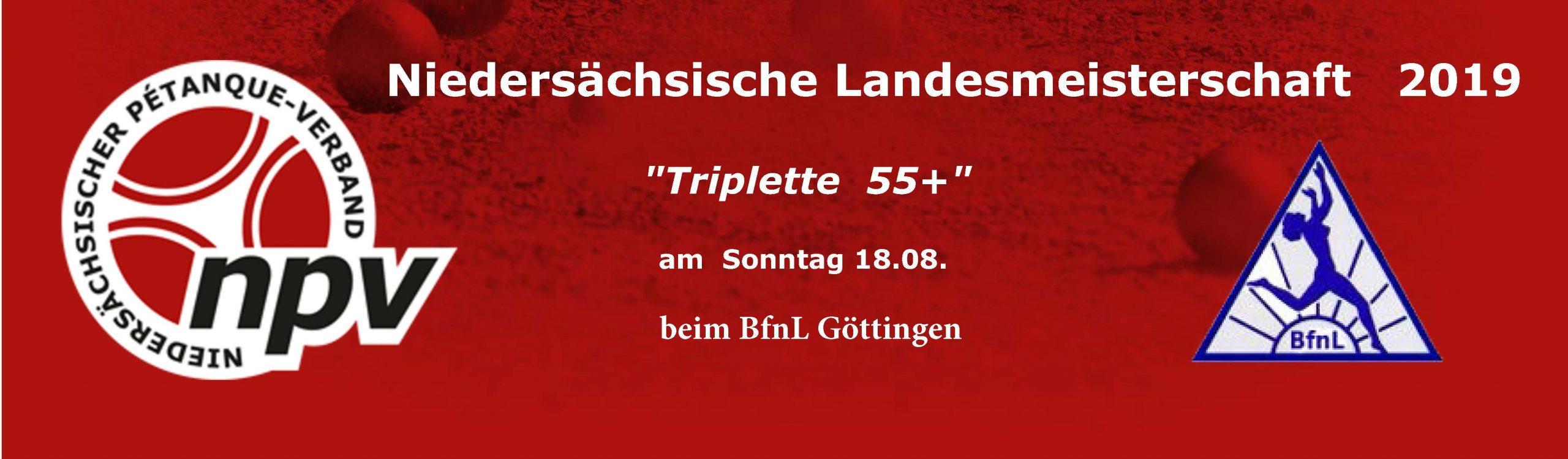 LM Triplette 55+