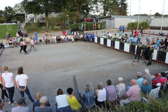 Die Erfolgsgeschichte des FC Schüttorf 09